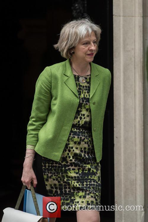 Theresa May 7