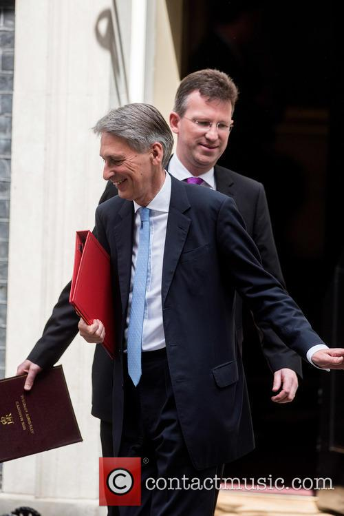 Jeremy Wright and Philip Hammond 3