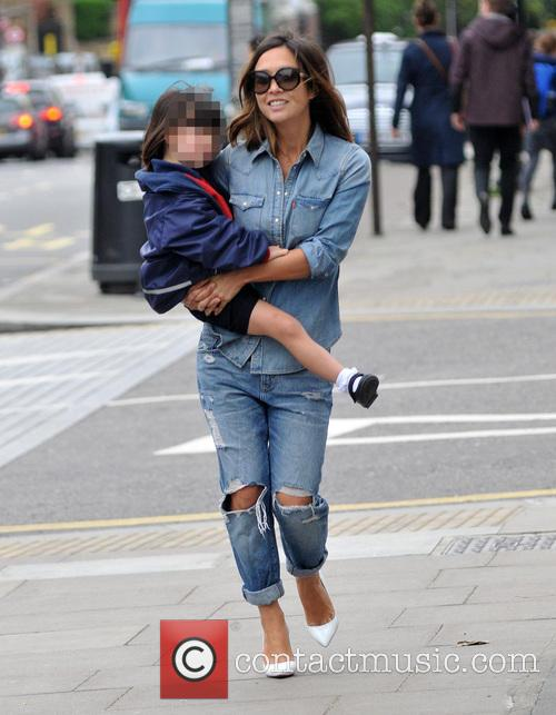 Myleene Klass and Hero Quinn 3