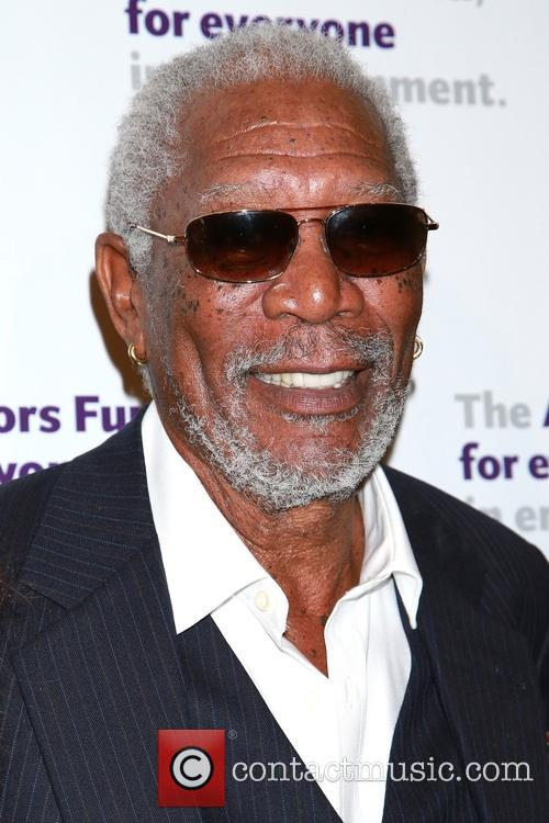 Morgan Freeman 3