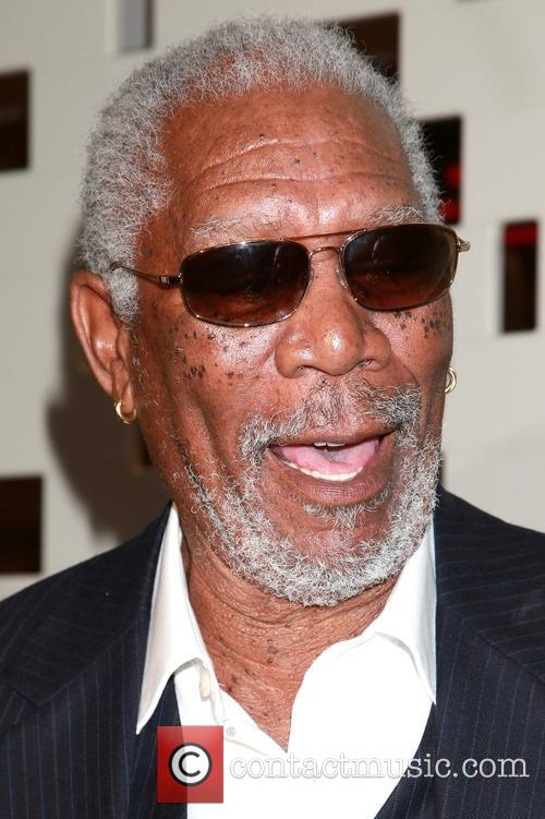 Morgan Freeman 7