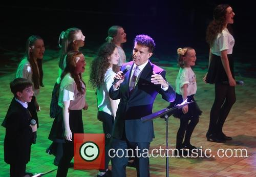 Brian Stokes Mitchell and Broadway Youth Ensemble 3