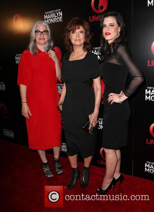 Laurie Collyer, Susan Sarandon and Keri Selig 1