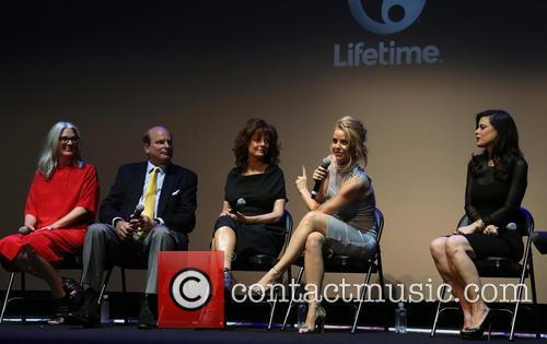 Laurie Collyer, Susan Sarandon, Kelli Garner and Keri Selig 2
