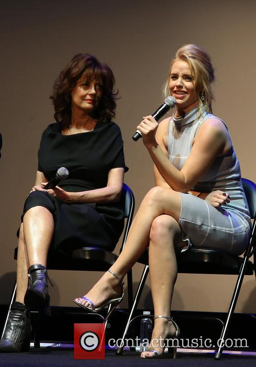 Susan Sarandon and Kelli Garner 4