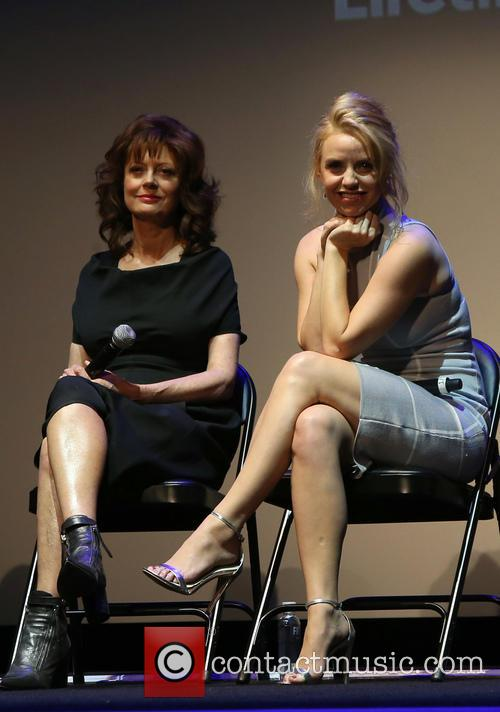 Susan Sarandon and Kelli Garner 6