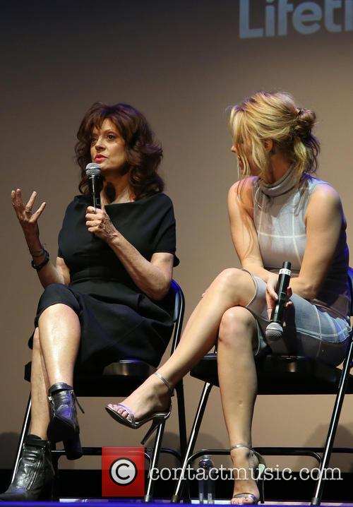 Susan Sarandon and Kelli Garner 9