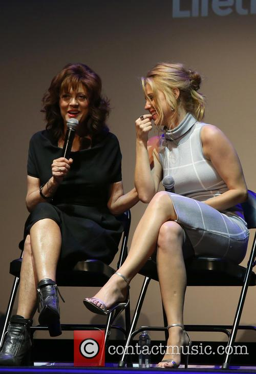 Susan Sarandon and Kelli Garner 10