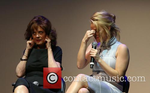 Susan Sarandon and Kelli Garner 1
