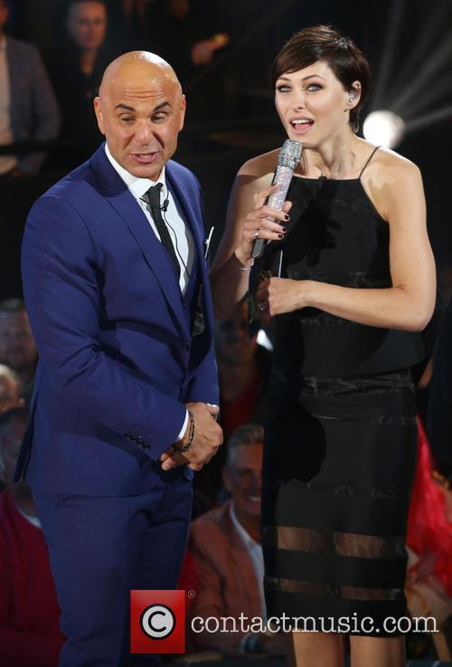 Simon Gross and Emma Willis 1