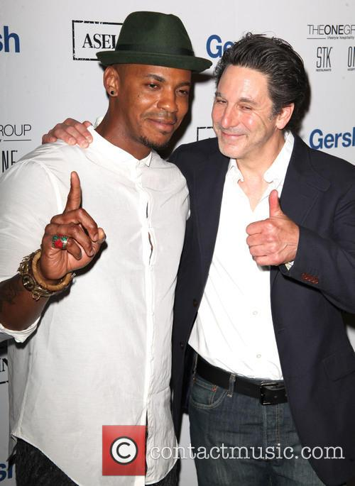 Mehcad Brooks and Scott Cohen