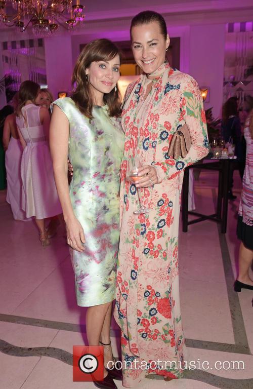 Natalie Imbruglia and Yasmin Le Bon 1