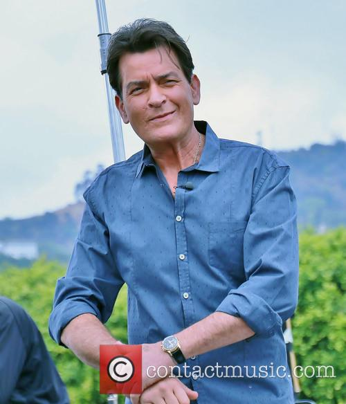 Charlie Sheen Sued By Former Fiance