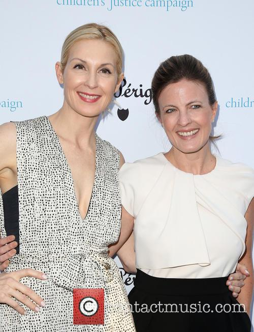 Kelly Rutherford and Guest 3