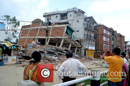 Second Major Earthquake Hits and Nepal 1