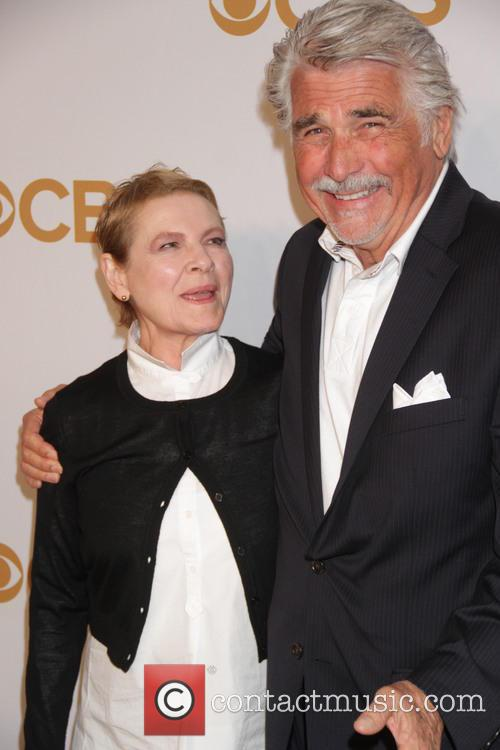 Dianne Wiest and James Brolin