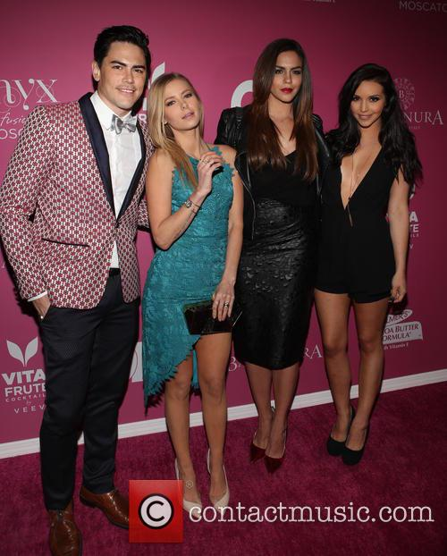 Tom Sandoval, Ariana Madix, Katie Maloney and Scheana Shay 3