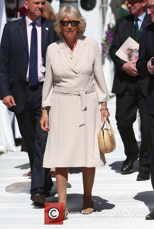 Camilla and Duchess Of Cornwall 4