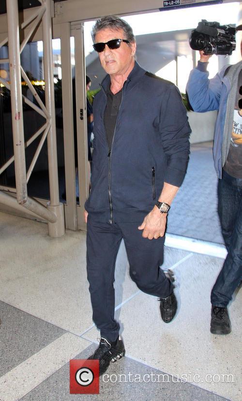 Sylvester Stallone 6