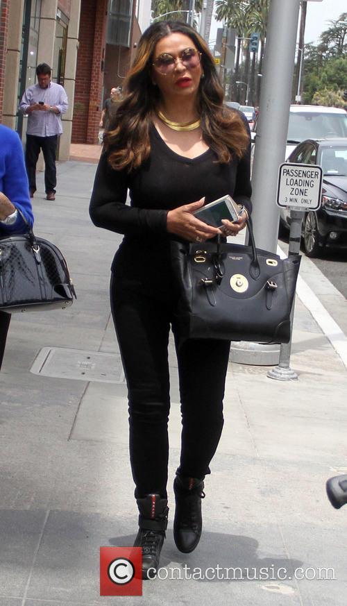 Tina Knowles 5