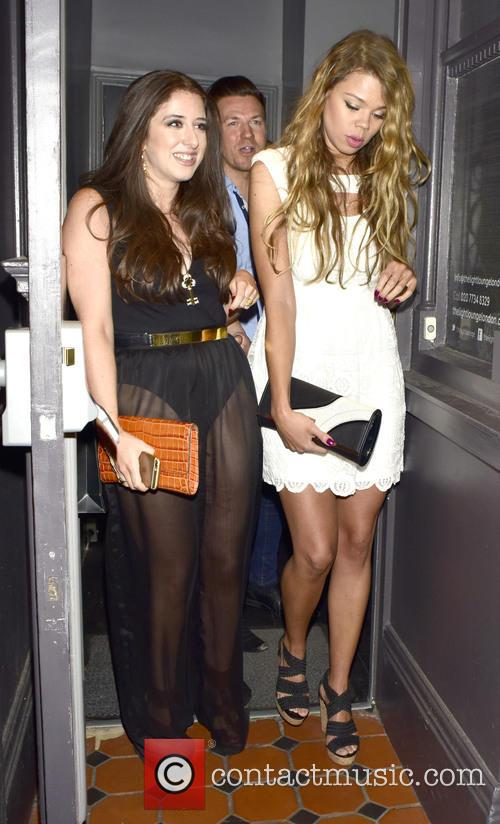 Ella Jade Bitton and Lauren Riley 2