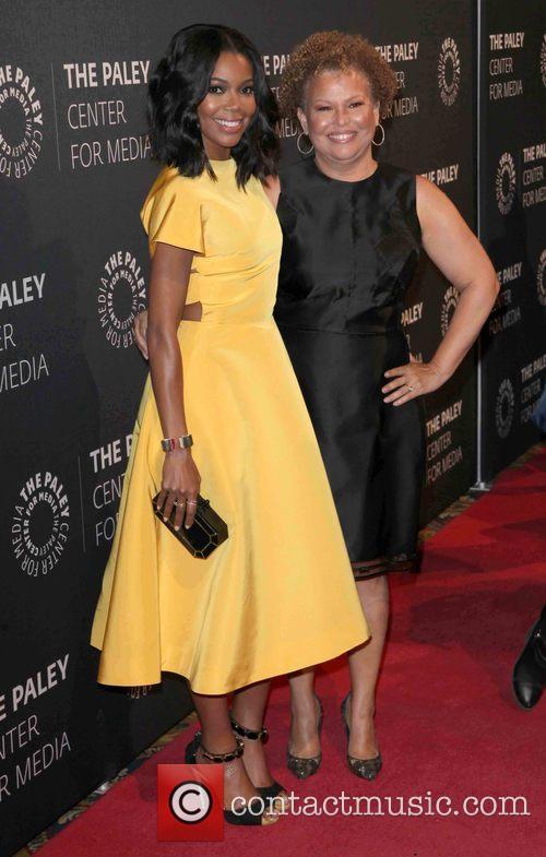 Gabrielle Union and Deborah Lee