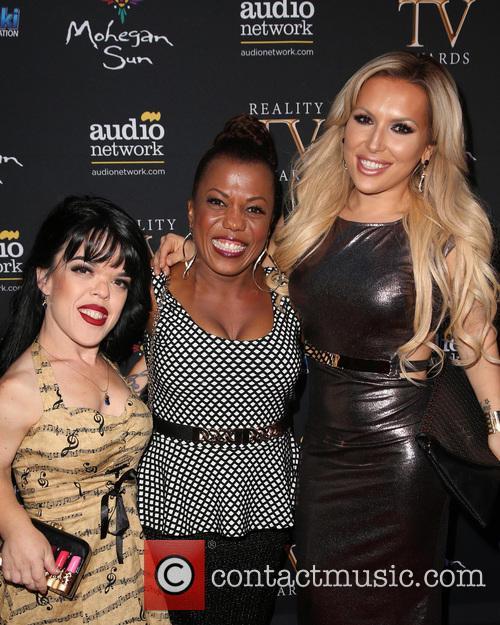 Briana Manson, Tonya Banks and Elena Gant 5