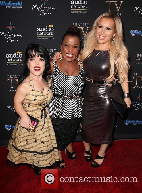 Briana Manson, Tonya Banks and Elena Gant 6
