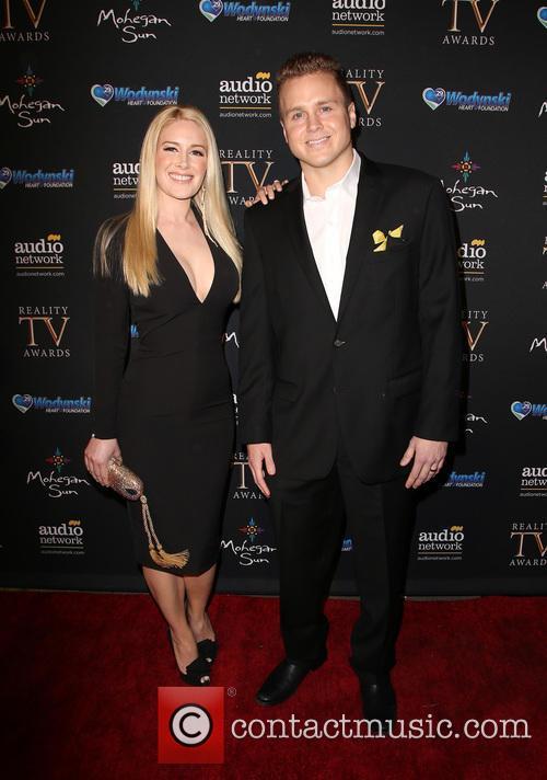 Heidi Montag and Spencer Pratt 1