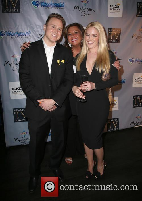 Spencer Pratt, Abby Lee Miller and Heidi Montag 2