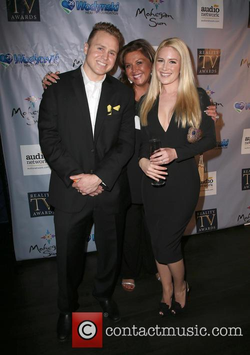 Spencer Pratt, Abby Lee Miller and Heidi Montag 3