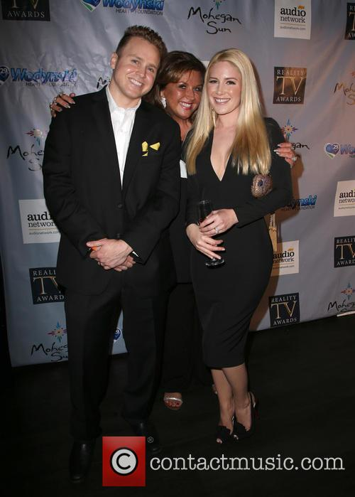 Spencer Pratt, Abby Lee Miller and Heidi Montag 4