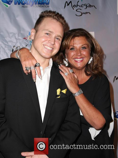 Spencer Pratt and Abby Lee Miller 6