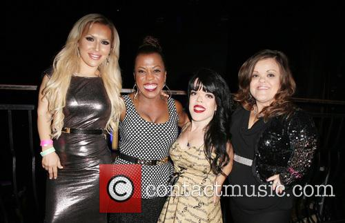 Elena Gant, Tonya Banks, Briana Manson and Traci Harrison Tsou 3