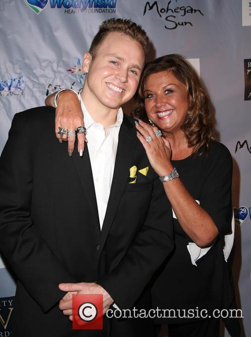 Spencer Pratt and Abby Lee Miller 7