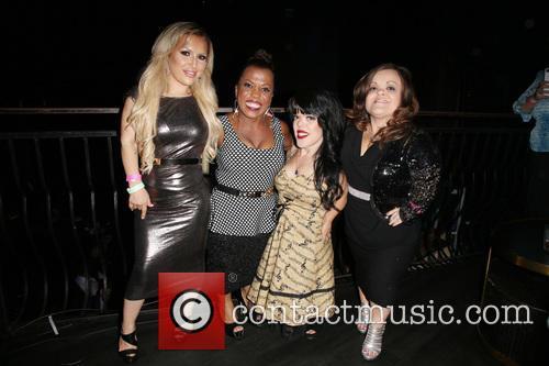 Elena Gant, Tonya Banks, Briana Manson and Traci Harrison Tsou 4