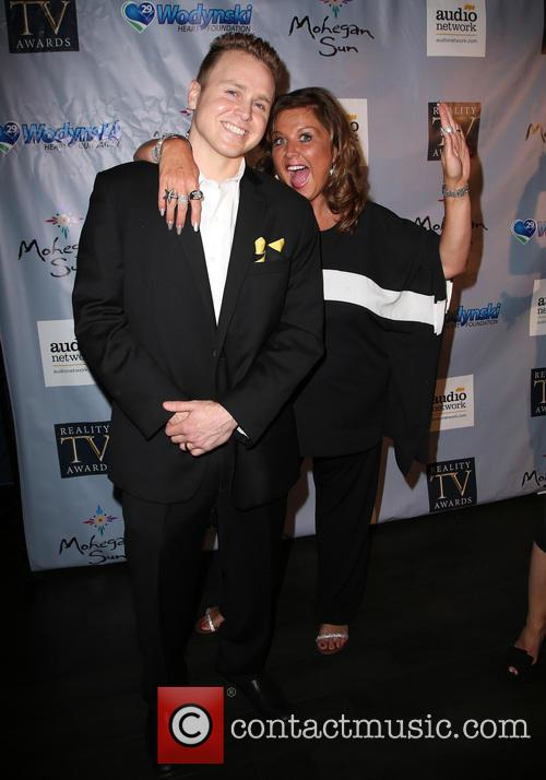 Spencer Pratt and Abby Lee Miller 1
