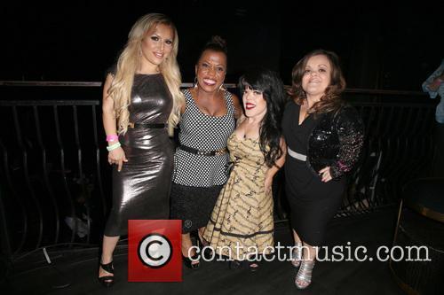 Elena Gant, Tonya Banks, Briana Manson and Traci Harrison Tsou 1