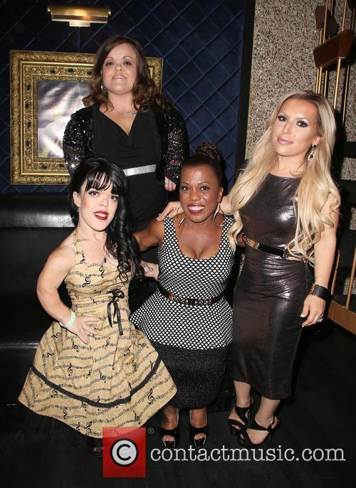 Briana Manson, Traci Harrison Tsou, Tonya Banks and Elena Gant 2