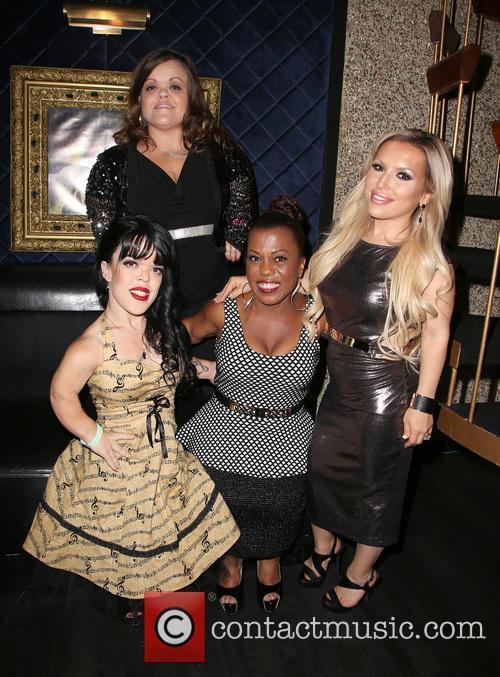 Briana Manson, Traci Harrison Tsou, Tonya Banks and Elena Gant 3