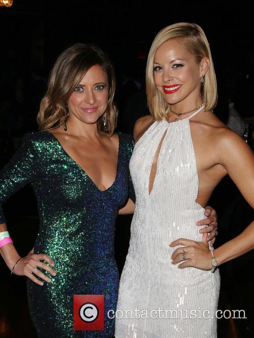 Christine Lakin and Amy Paffrath 1