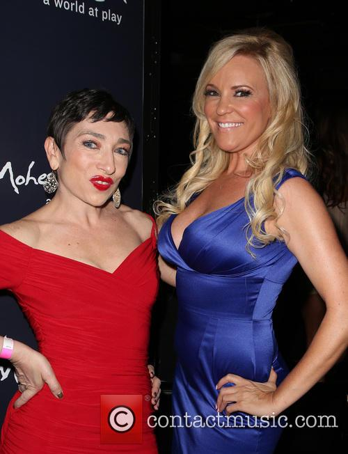 Naomi Grossman and Bridget Marquardt