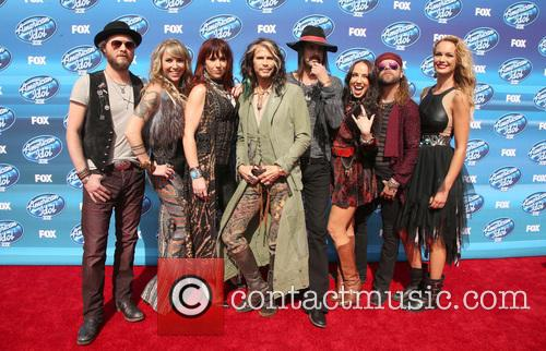 Steven Tyler and And Loving Mary 5