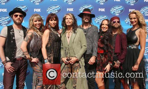 Steven Tyler and And Loving Mary 6