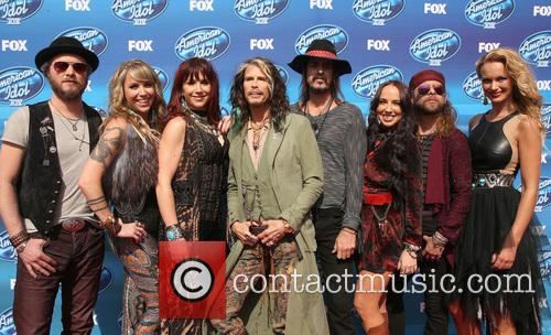 Steven Tyler and And Loving Mary 7
