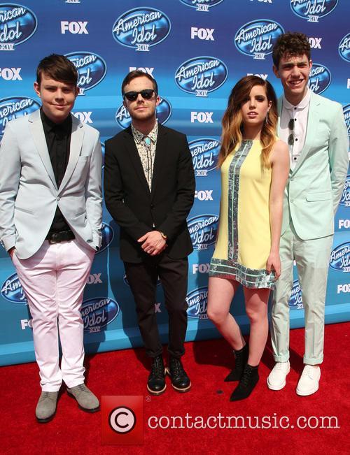Echosmith, Graham Sierota, Noah Sierota, Sydney Sierota and American Idol 2