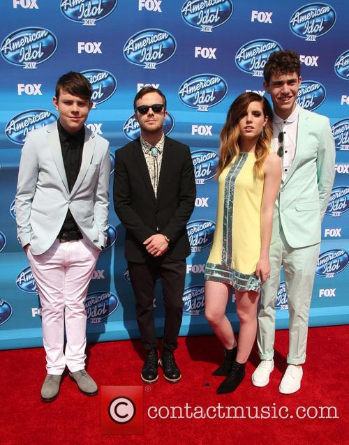 Echosmith, Graham Sierota, Noah Sierota, Sydney Sierota and American Idol 3