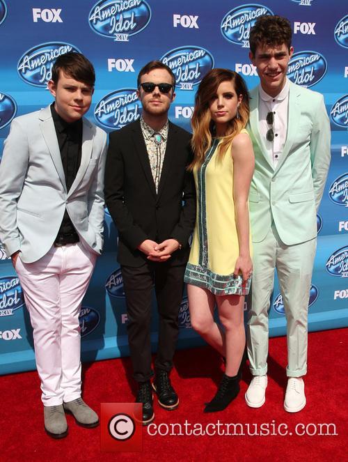 Echosmith, Graham Sierota, Noah Sierota, Sydney Sierota and American Idol 4