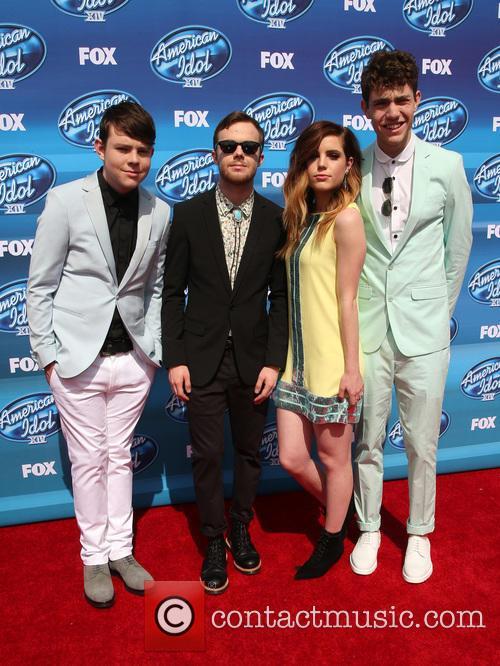 Echosmith, Graham Sierota, Noah Sierota, Sydney Sierota and American Idol 5