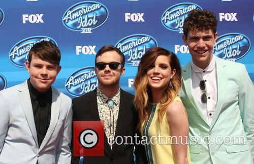 Echosmith, Graham Sierota, Noah Sierota, Sydney Sierota and American Idol 1